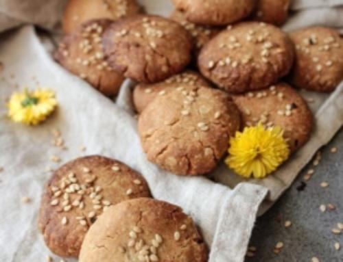 Gezonde Tahin koekjes
